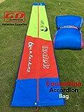 Gadek Paraglider Quick Packing Concertina Accordion Bag 2.88m