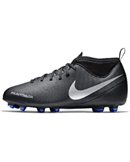 c7f4f271929 Amazon.com  Nike JR Hypervenom Phantom Vision Club DF MG Soccer ...