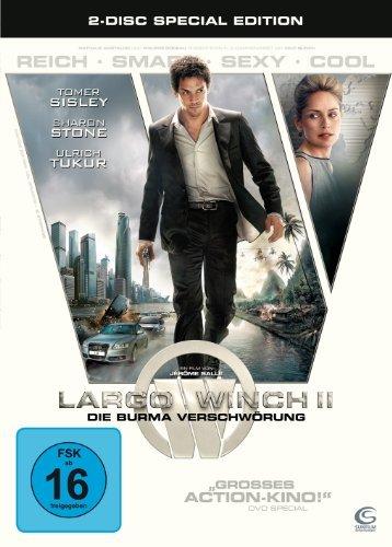 DVD Largo Winch 2 - SE [Import allemand] (Largo 2 Winch)