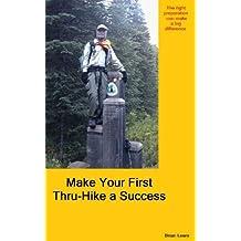 Make Your First Thru-Hike a Success