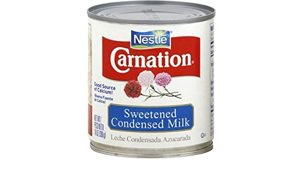 Amazon.com : Nestle Carnation Sweetened Condensed Milk 14 oz - Pack of 3 : Grocery & Gourmet Food