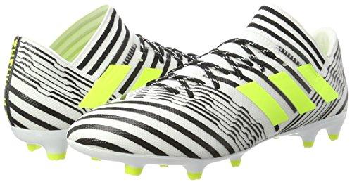 ftwbla Hommes Couleurs Diverses 3 De Chaussures Amasol Nemeziz Pour Negbas Soccer Adidas Fg 17 UagPwnxqB