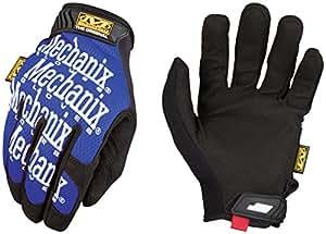 Mechanix Wear - Original Gloves (Small, Blue)