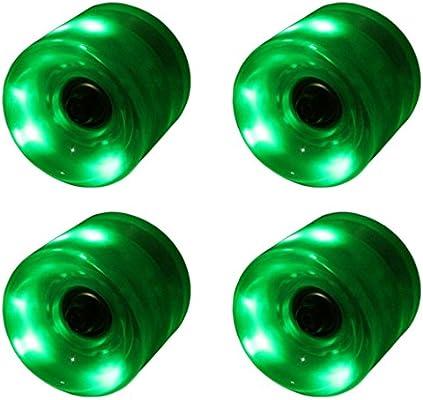 Set of 4 KSS LED Wheel