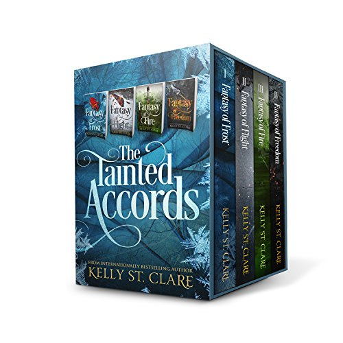 The Tainted Accords Box Set: The Complete Series -