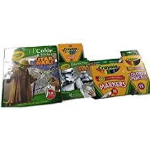 Star Wars Crayola Bundle of fun