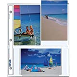 Print File 466P 4x6 Print Storage Pages 25 Sheets