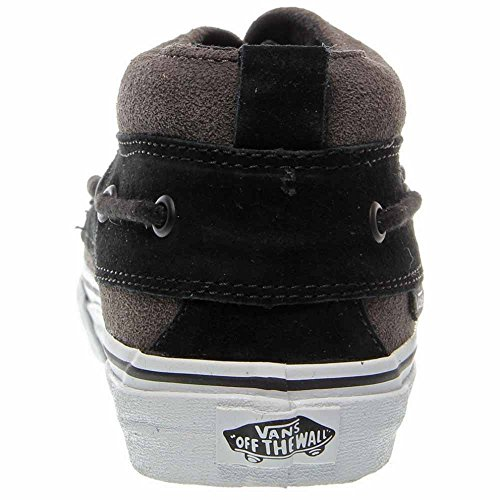 Varebiler Unisexs Varebiler Fernandez Boot (semskede) Skate Sko (tinn / Sort) Svart