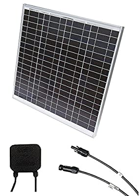 Best Cheap Deal for Solar Panel 50 Watt 24 Volt Solartech Power W-series Polycrystalline / N Model by Solartech Power - Free 2 Day Shipping Available