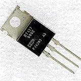 0105 BT137-600E Triac Triode Antiparall-Thyristor TO220