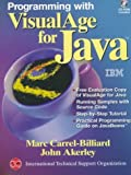 img - for Programming With Visualage for Java (Visualage Series) by Marc Carrel-Billiard (1998-04-03) book / textbook / text book