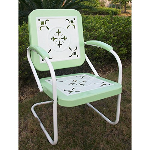 4D Concepts Metal Chair Retro 51aAJS AqpL