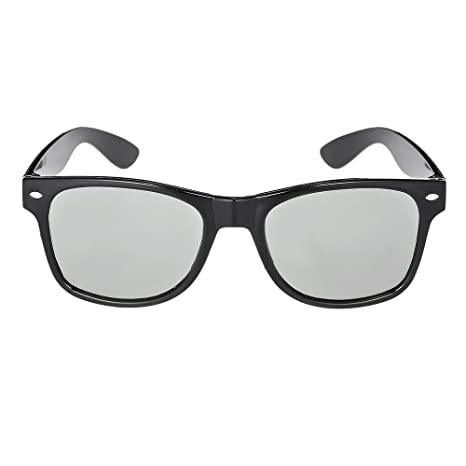 ecfabe5fb7404 Buy Walmeck Passive 3D Glasses Circular Polarized Lenses for Polarized Tv  Real D 3D Cinemas for Sony Panasonic P17 Online at Low Prices in India -  Amazon.in