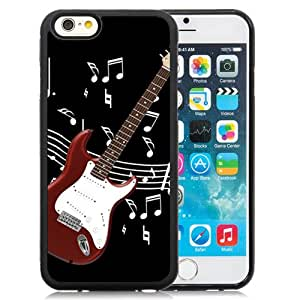 Fashionabale and Unique Iphone 6 Case Design with The Ultimate Rock Guitar Fake Book Iphone 6th 4.7 Inch Black TPU Case