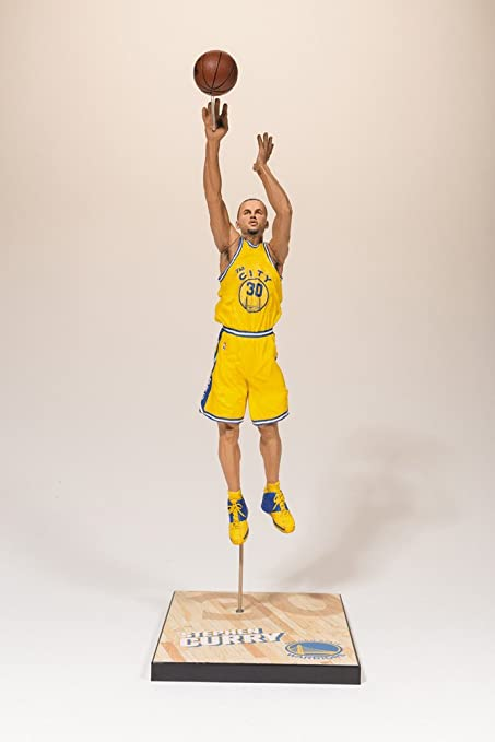 online retailer a4840 2913e McFarlane Toys NBA Series 28 Golden State Warriors Point Guard - Stephen  Curry (THE CITY UNIFORM) VARIANT EXCLUSIVE!