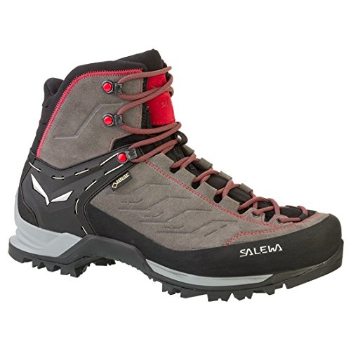 Salewa Men's Mountain Trainer Mid GTX Boots Charcoal/Papavero 11.5