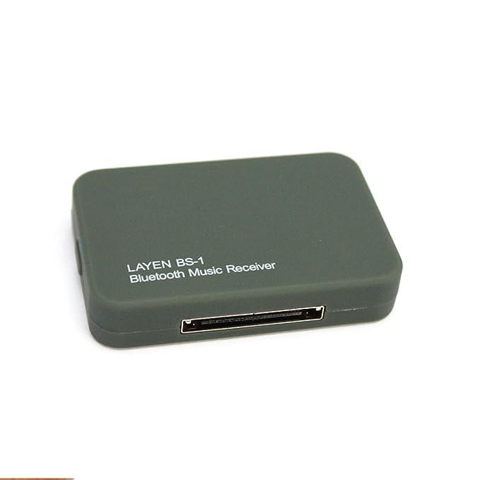 Adaptador de música Bluetooth para Bose SoundDock Series 1 - LAYEN BS-1 - Bluetooth Receiver Dongle - Convertidor inalámbrico de transmisión de música para ...