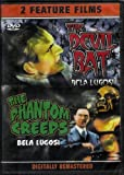 2 Feature Films- The Devil Bat (1940) & The Phantom Creeps (1939)