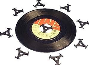 "Adaptador Tocadiscos Singles 7"" Pack de 25 / Ref.2008"
