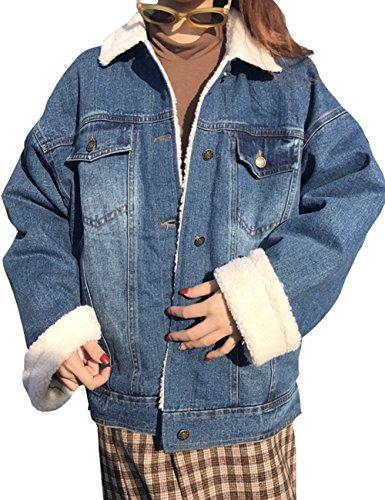 Denim Barn Coat - 5