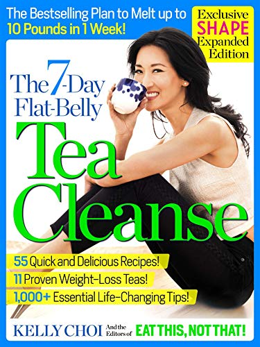 (The 7-Day Flat-Belly Tea Cleanse - Exclusive Shape Expanded Edition)