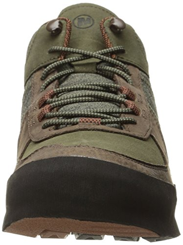 Sneaker Burnt Mid Men Fashion Olive Merrell Dusty Rock wB4HWA