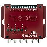 DS18 V5HL 5-Channel Line Out Converter, High-Level