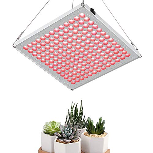 Led Grow Lights for Indoor Plants, TOPLANET 75w Grow Lamp Plant Light Full Spectrum for Grow Box Greenhouse Garden Hydroponic Veg Herb Orchid Organic Soil Growth