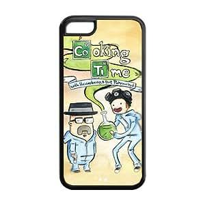 Custom Breaking Bad Design Rubber TPU Case for IPhone 5C, iphone 5C coque,apple IPhone 5C cover Skin