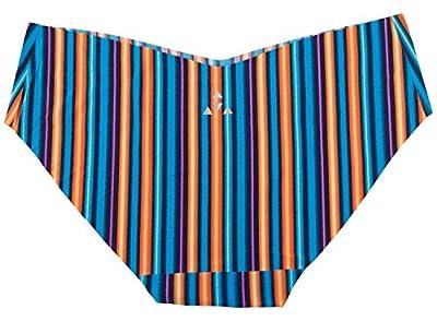 Balanced Tech Women's Invisible Laser Cut Bikini Panties 3 Pack - Assorted Colors