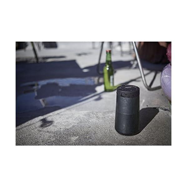 Bose SoundLink Revolve Enceinte Bluetooth - Noir 4