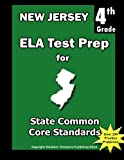New Jersey 4th Grade ELA Test Prep, Teachers Treasures, 1484120868