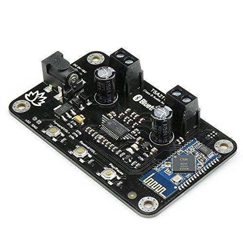TSA2110A - 2 x 8 Watt Class D Bluetooth 4.0 Audio Amplifier Board