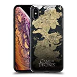 Official HBO Game of Thrones Westeros Map Key Art Hard Back Case for iPhone Xs Max