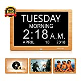 10.1 Inch Digital Calendar &Photo Frame IPS Screen Support Music/Photo/Video Advertisement Player With Remote Control