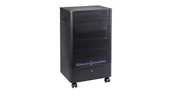 Favex 8591600 Praha Blue Flame Calefactor de de Gas Llama ...