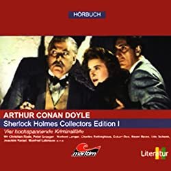 Sherlock Holmes Collectors Edition I