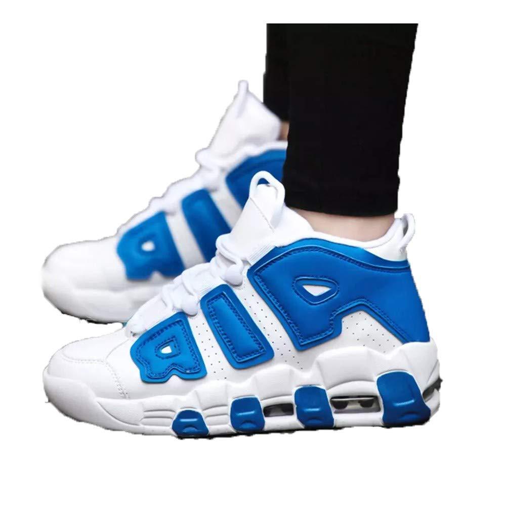 IDNG Basketballschuhe Basketball-Schuhe Herren High-Top Sport Luftkissen Luftkissen Luftkissen Herrenschuhe Atmungsaktiv ecd277