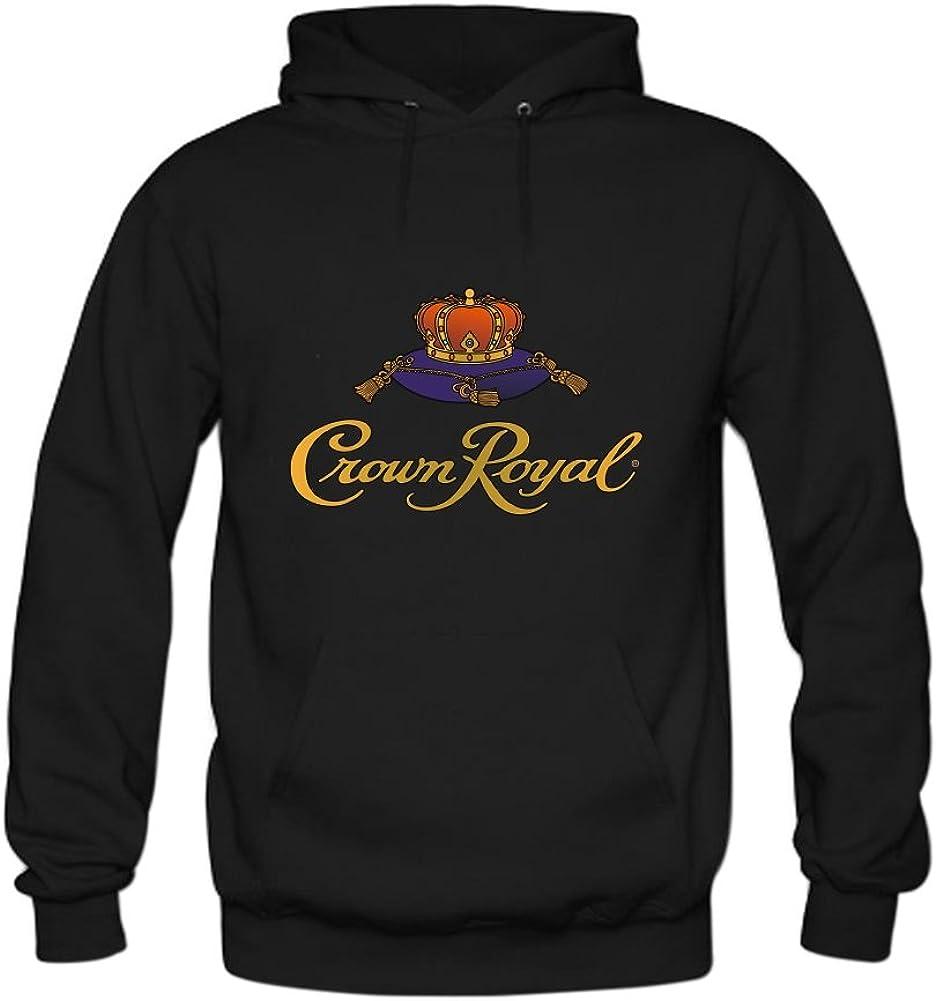 Crown Royal Mens Hoody Sweatshirt