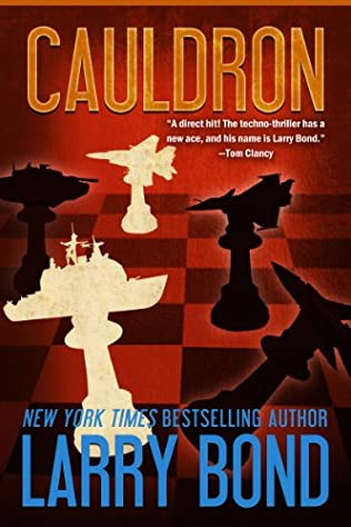 book cover of Cauldron