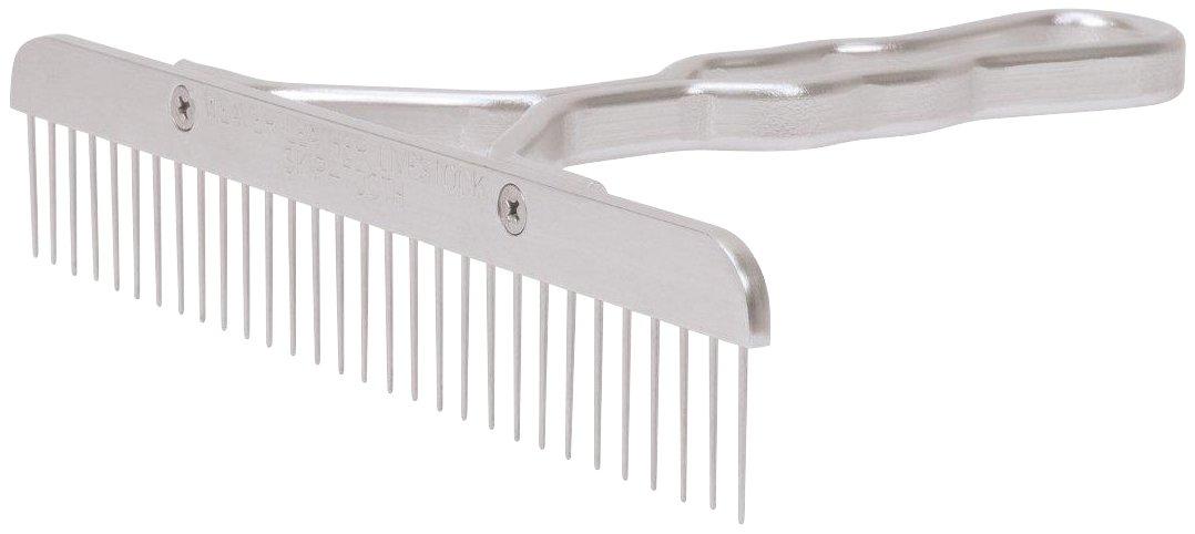 スキップ歯コームW B00ATLS2YQ/アルミニウムハンドル&交換可能ステンレススチールブレード B00ATLS2YQ, Zafiroco:c5230a54 --- ijpba.info