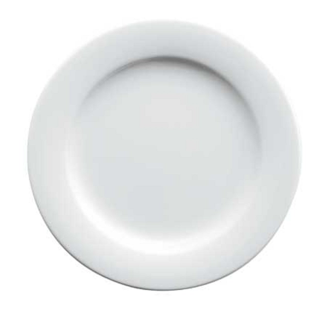 KAHLA Pronto Brunch Plate 9 Inches, White Color, 1 Piece