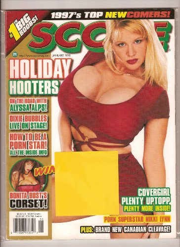 - Score Adult Magazine (January 1998 #1 in Big Boobs! 1997's Top New Comers!. feautred- Alyssa Alps)