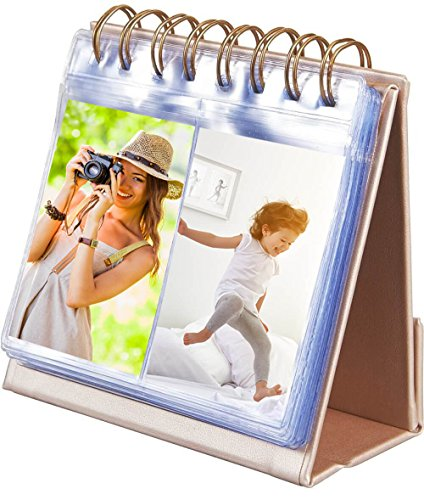 Photo Album for HP Sprocket Plus Printer, 64-Pocket Photo Album fit for HP Sprocket Plus 2.3 x 3.4