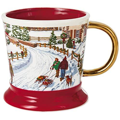 (Winter Wonderland Ceramic Mug, 14 oz. Mugs & Teacups)