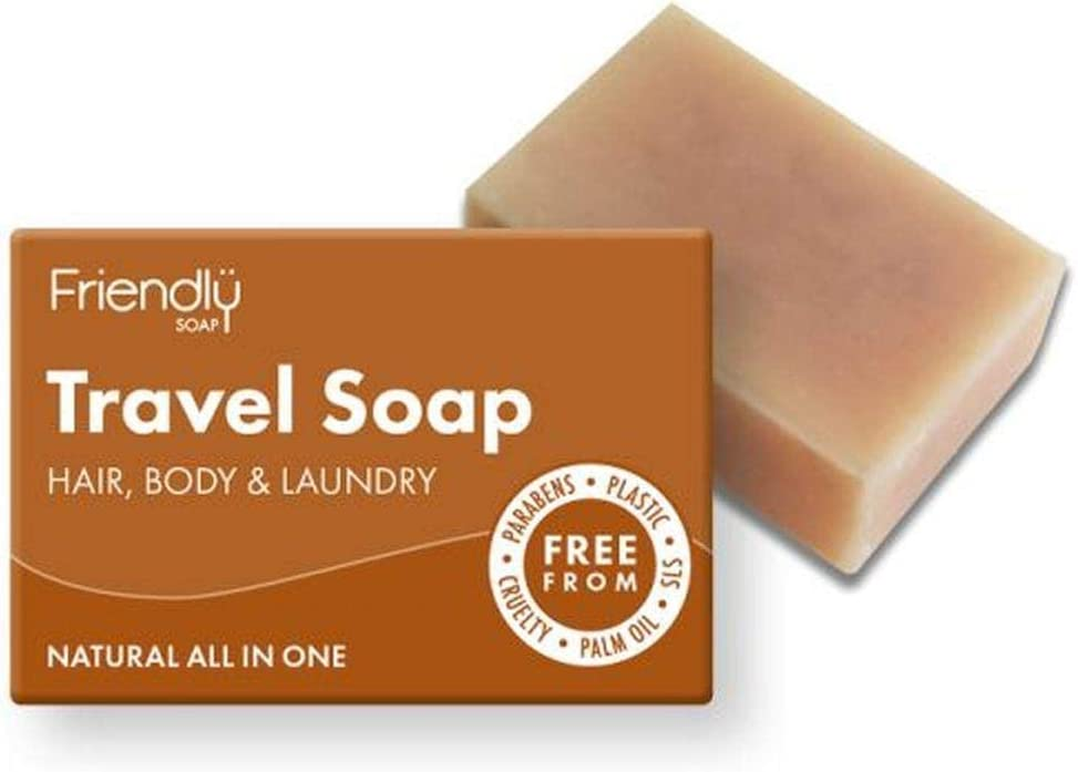 Friendly Soap Travel Soap 95g