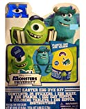 monsters inc mask mike - Disney Monsters University Easter Egg Decorating Kit by Paper Magic
