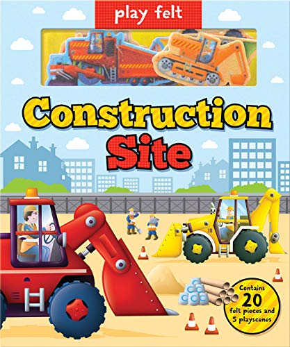 Play Felt Construction Site (Soft Felt Play Books)