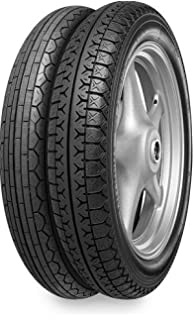 continental rb2 twin motorcycle tire front