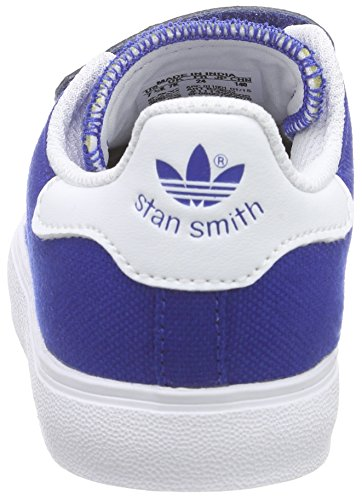 adidas Stan Smith Vulc - Zapatillas de running Bebé-Niños Azul (collegiate royal/collegiate royal/ftwr white)